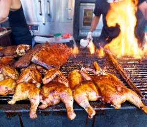 Toronto Ribfest Food and Music Festival