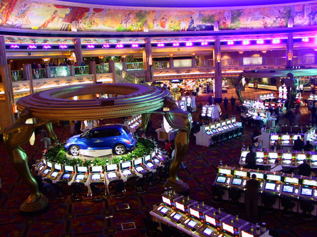 New Casino In Vegas The В