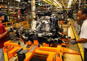 ford engine plant