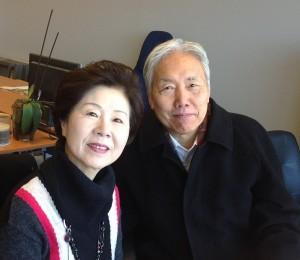 Ahn couple