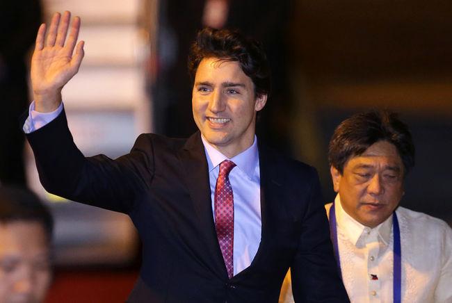 Trudeau apec