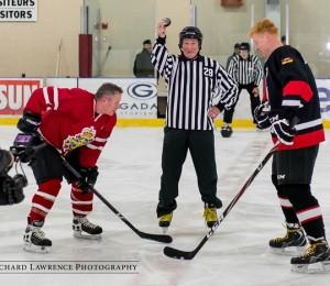 Lame Ducks vs GOFOs Hockey