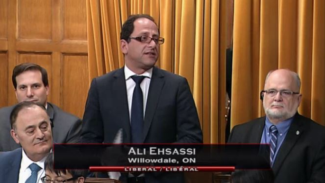 mp ali ehsassi