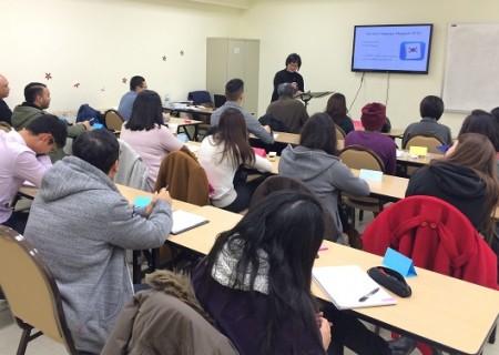 milal korean class