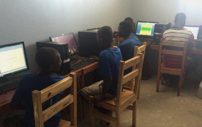 haiti computer class2