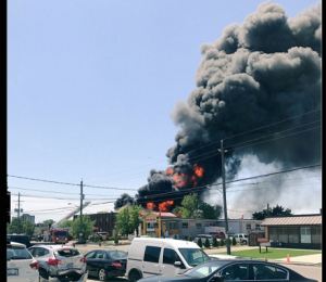 north york fire