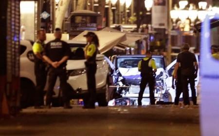 Barcelona attack