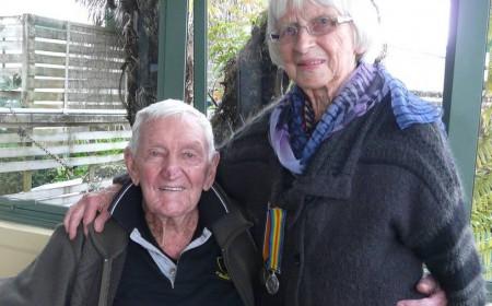 Eva and Bill Darrah