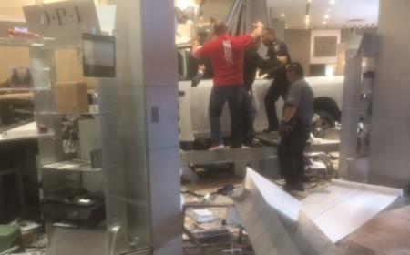 Hillcrest mall crash