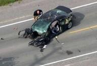 crash at keswick