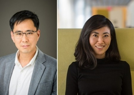 korean scientist couple