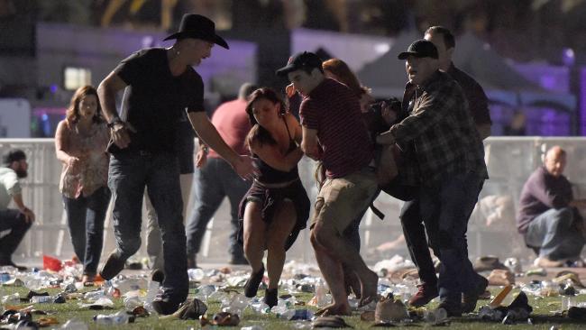 Las Vegas heroes