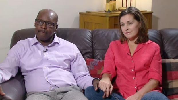 mark saunders toronto police chief couple