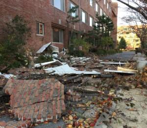 pohang earthquake