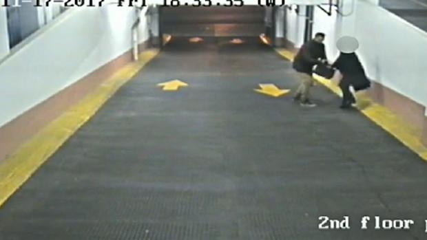robbery assault