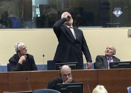 Slobodan Praljak dies after drinking poison at court