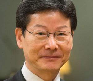 ambassador shin