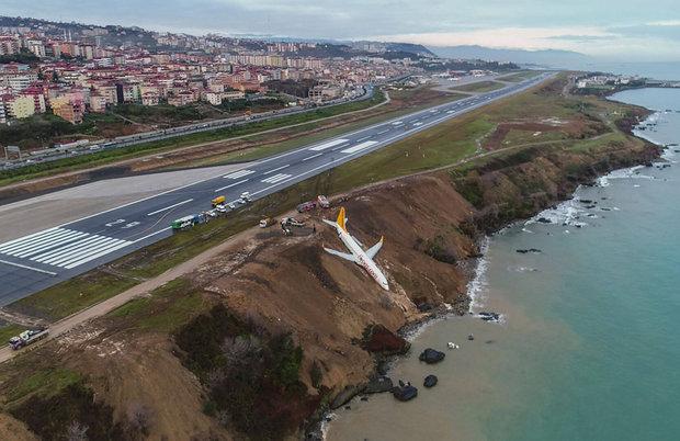 Turkey-plane-crash