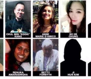 dead victims at north york van attack