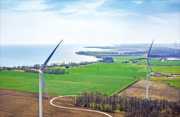 ontario wind energy