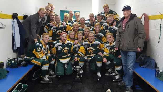 saskatchewan junior hackey team dead