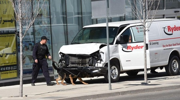 van driver killer yonge finch