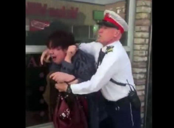 TTC inspector assault