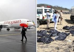 Ethiopian Airlines crash