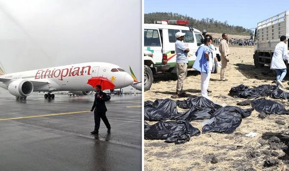 Ethiopian Airlines crash