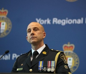 OPP chief Thomas Carrique
