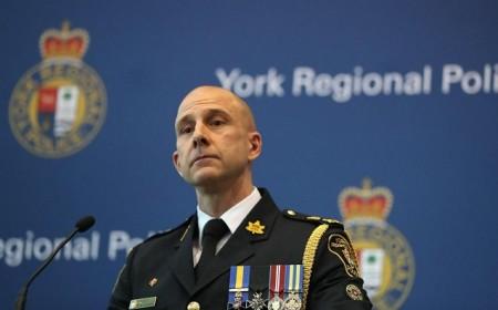OPP chief Thomas Carrique