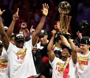 RAPTORS NBA CHAMPION